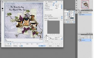 Resize Layouts for Web to upload to Galleries – Digital Scrapbooking Tutorials