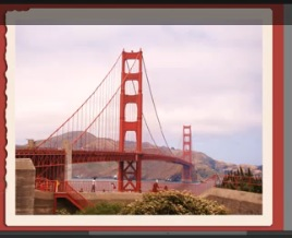 Digital Scrapbooking Tutorials - Frame a photo in Photoshop Elements