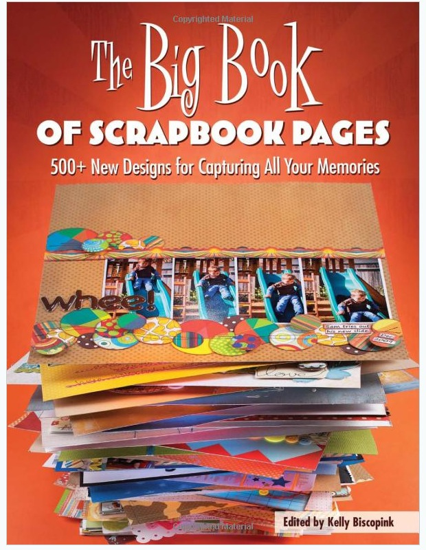 A Review on The Big Book of Scrapbook Pages