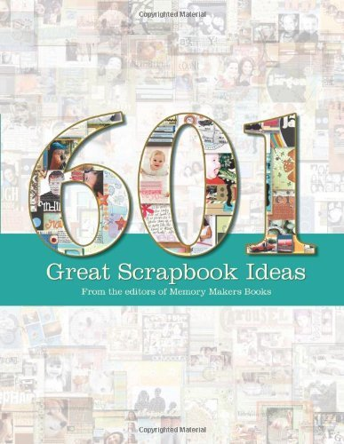 601 Great Scrapbook Ideas – A Review
