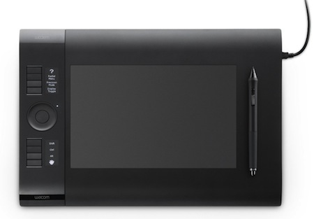 The Wacom Intuos 4 Graphic Tablet – a Review