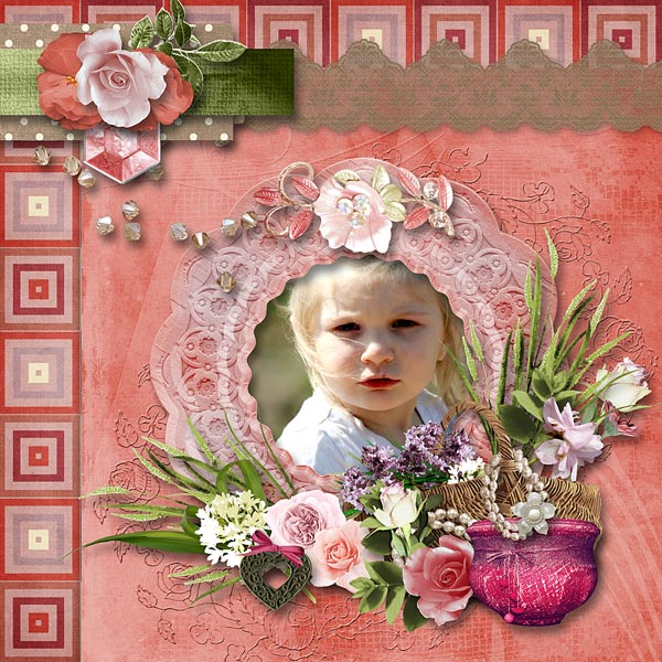 Digital Scrapbooking to preserve Memories