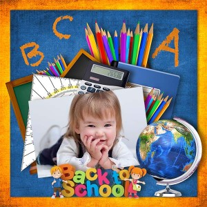 Back to School Kit by Mistica Designs