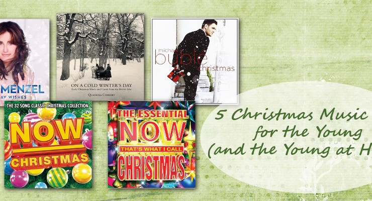 Christmas Music CDs