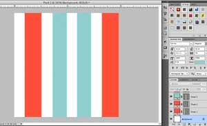 Creating Plaid Paper