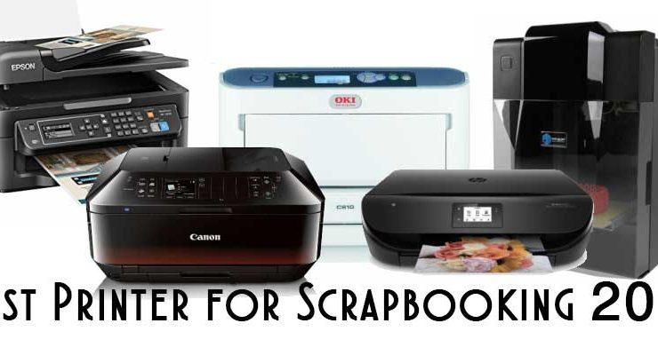 Best Printer for Scrapbooking 2016