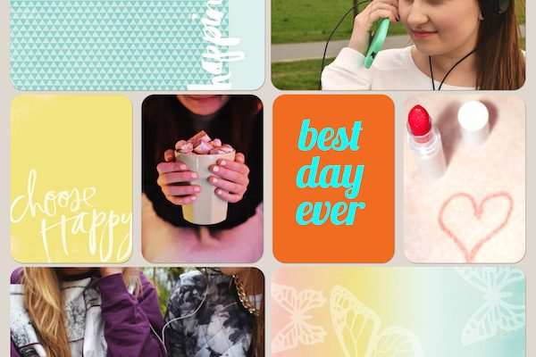 How to use Project Life Digital Scrapbook