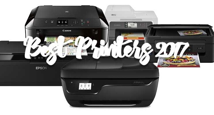 The Best Printers for 2017 for Scrapbooking and Crafting